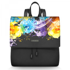 Backpack Alviero Rodriguez COLORART ZAINETTO CA Unico