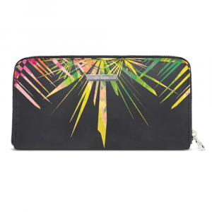 Woman wallet Alviero Rodriguez ABSTRACT PORTAFOGLI ZIP ECO AB Unico