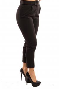 Pantalone vita alta - colore Nero