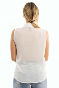 Camicia giromanica - colore Bianco