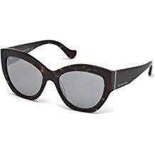 Balenciaga - Occhiale da Sole Donna, Nero (Black) BA0103 52C