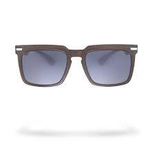 AirDP - CAVA C3 - Occhiale da Sole Unisex, Coffee (Lucido)