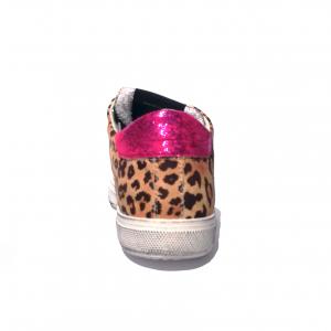 Sneaker animalier In My Shoes
