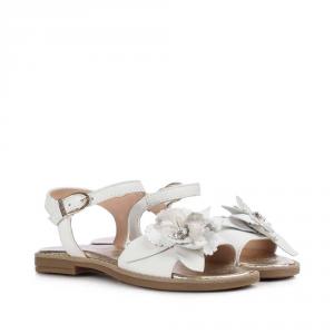 Sandalo con accessorio