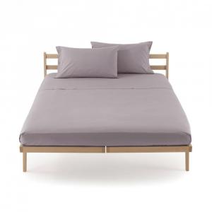 Lenzuolo piano di sopra letto singolo 160x290 cm CLIC CLAC Zucchi - tortora 1793