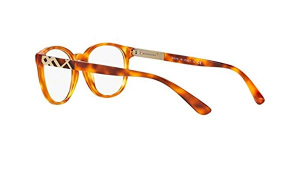Burberry - Occhiale da Vista Donna, Light Havana BE2241 - 3054 - 52