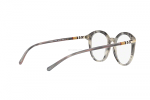 Burberry - Occhiale da Vista Donna, Striped Grey BE 2264 3658 50