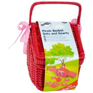 Cestino da picnic bambini con servizio da tè Sarah