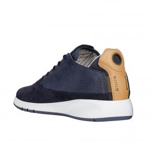 Sneaker navy o stone Geox