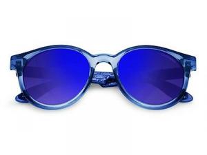 Carrera - Occhiale da Sole Bambino, Carrerino 14 XT Blu (Trazure Bluette/Blue Sky Grey Speckled) C46
