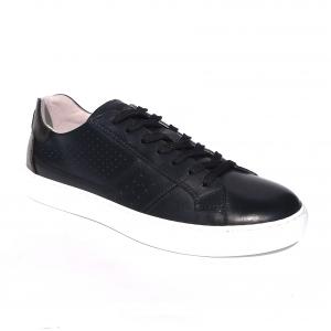 Sneaker bassa blu o bianca Nero Giardini