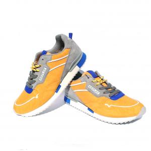 Sneaker gialla replay
