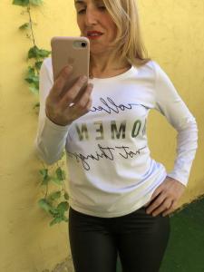 T-shirt Manica Lunga Moments 2 colori Jenè