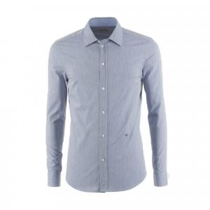 Camicia color jeans Nero Giardini