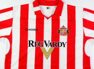 2004-05 Sunderland maglia home XXL (Top)