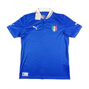 2012-13 Italia maglia home L *Cartellino