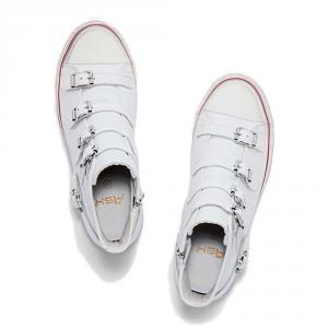 Sneakers in pelle modello Virgin colore bianco - ASH