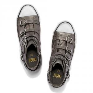 Sneakers in pelle modello Virgin -stone - ASH