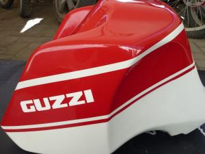 SERBATOIO USATO MOTO GUZZI NTX 350 ANNO 1992