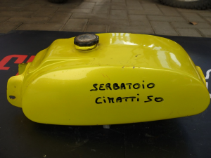 SERBATOIO USATO CIMATTI MINI 50 cc ANNI '80