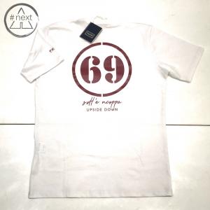 Fefè Glamour - T-shirt cotone - Tombola - Sott'e ncoppa, Upside Down - SS 2019