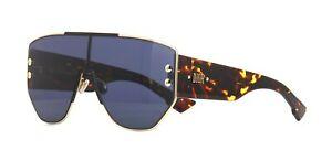 Christian Dior - Occhiale da Sole Donna, Dior Addict 1, Havana/Blue, col. 000/A9