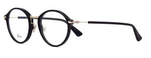 Christian Dior - Occhiale da Vista Donna, Dior Essence 6, Matte Black C49 807