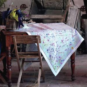 Tovaglia rettangolare 170x270 cm Tessitura Toscana Telerie puro lino SPIGO