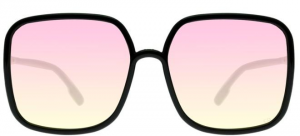 Christian Dior - Occhiale da Sole Donna, Dior So Stellaire 1, Black/Pink Shaded
