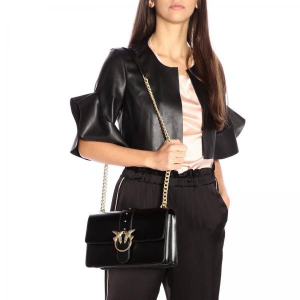 SHOPPING ON LINE BORSA LOVE SIMPLY 12 PINKO PREVIEW FALL  WINTER 19/20 NEW COLLECTION WOMEN'S