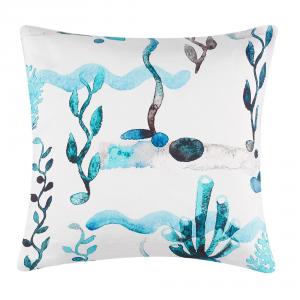 Cuscino arredo - Fodera x Cuscini decorativi ZUCCHI aquarius 3 turchese