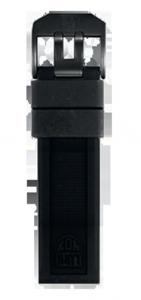 Cinturino in gomma PU - 20mm
