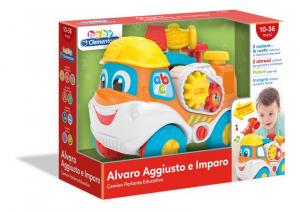 ALVARO AGGIUSTO E IMPARO 17244 CLEMENTONI
