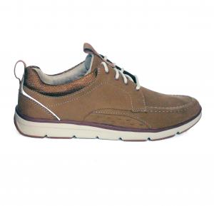 Sneaker marrone Clarks