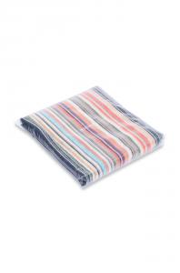 Missoni Home Bath Towel 100 x 150 WARREN 100 with multicolored stripes