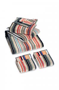 Missoni Bagno 5 pezzi - 2 asciugamani + 2 ospiti +  Telo doccia  WARREN