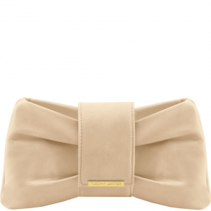 Tuscany Leather TL141801 Priscilla - Pochette in pelle Beige