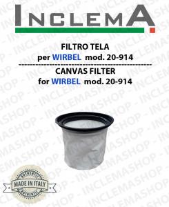 FILTRO TELA mod: 20-914 per aspirapolvere WIRBEL
