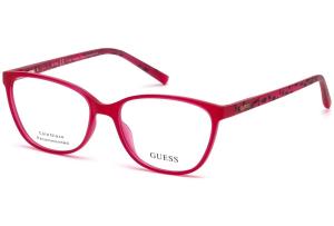 Guess - Occhiale da Vista Unisex, Matte Pink GU 3008 073 C51