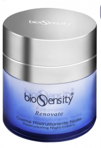 Crema Ristrutturante Notte BioSensity 50ml