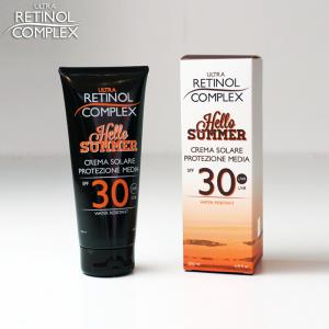 Retinol complex - protezione solare media spf 30