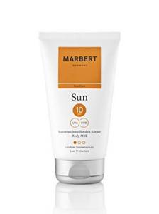 Marbert sun - Protezione solare Spf 10