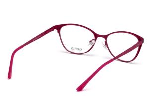 Guess - Occhiale da Vista Donna, Eye Candy, Matte Black/Pink GU 3010 074 C51