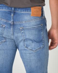 Jeans glenn super stone wash
