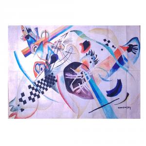 Geschirrtuch Küchentuch 50x70 cm RANDI Composition 24 Kandinsky
