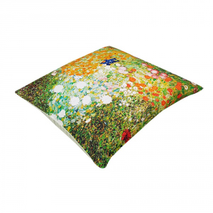 Decorative decor pillow RANDI 40x40 Quadri d'Autore Multicolored garden