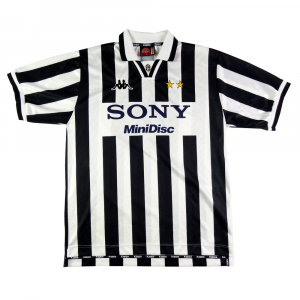 1996-97 Juventus Maglia #9 Boksic home XL