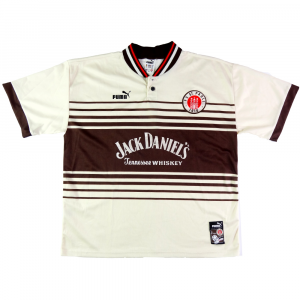 1997-99 FC St. Pauli maglia home XXL (Top)