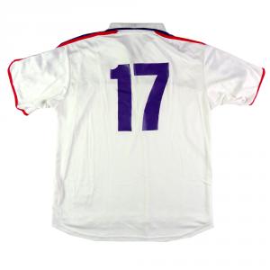 2001-02 Fiorentina maglia away #17 XL