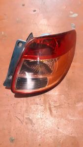 Fanale post. dx usato Fiat sedici serie dal 2006 al 2011